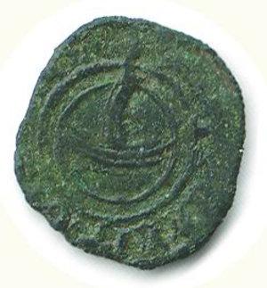 obverse: SCOZIA Giacomo III Penny