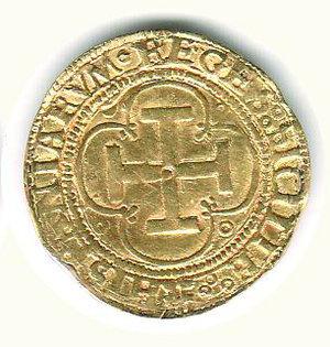reverse: SPAGNA - Giovanna e Carlo V - Escudo
