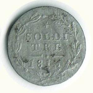 reverse: SVIZZERA Canton Ticino - 3 soldi 1813