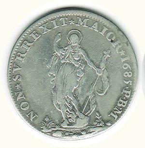 obverse: GENOVA - 2 Lire 1685