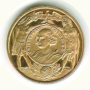 reverse: GENOVA - Il Marengo d oro di Genova