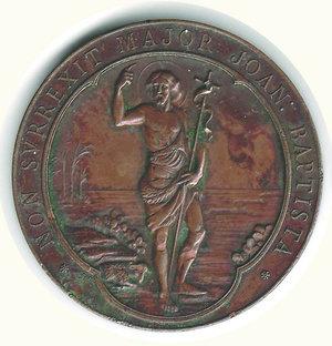 obverse: GENOVA - VII cent. traslazione ceneri di S.G. Battista