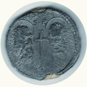 obverse: BOLLA PONTIFICIA - Clemente XIV