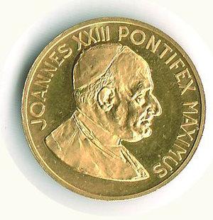 obverse: GIOVANNI XXIII - Concilio Ecumenico 1962