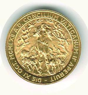 reverse: GIOVANNI XXIII - Concilio Ecumenico 1962