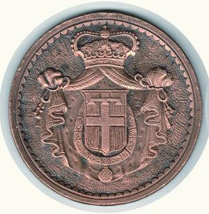 obverse: S.A.R. Il Principe Umberto 1933 - Napoli - diam 112 mm