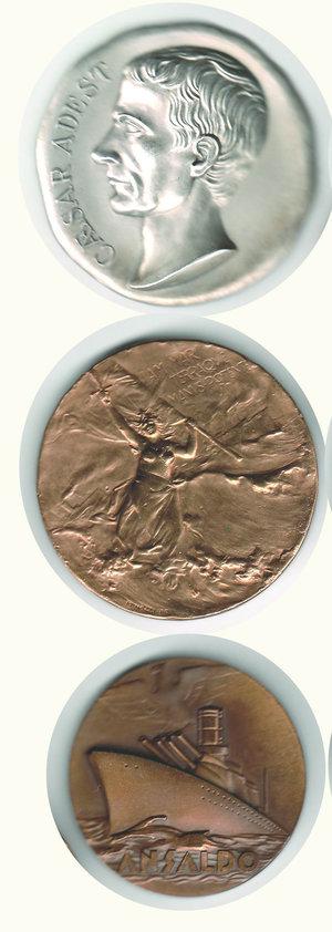 REGIA NAVE 2 medaglie