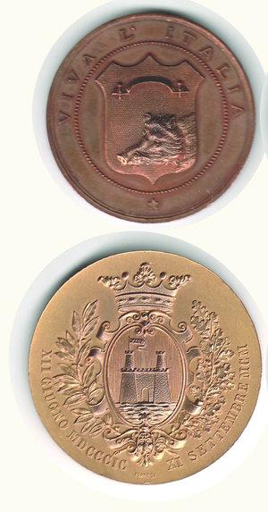 obverse: PAOLUCCI R. 2 medaglie