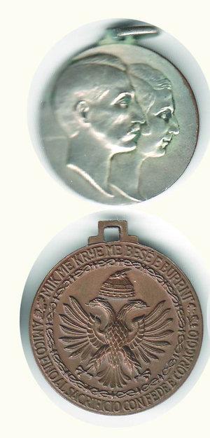 obverse: MEDAGLIE 1930 2 medaglie
