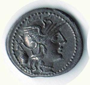 obverse: ROMA - Repubblica - Cassius