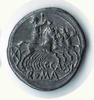 reverse: ROMA - Repubblica - Cassius
