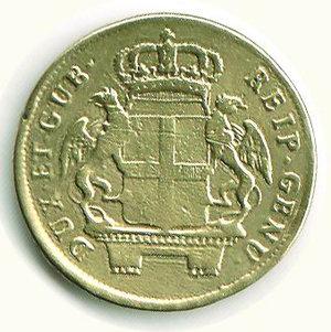 reverse: GENOVA - Dogi Biennali III fase - 48 Lire 1795