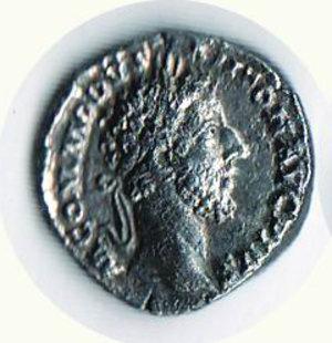 obverse: ROMA - Commodo (177-192) - Denario