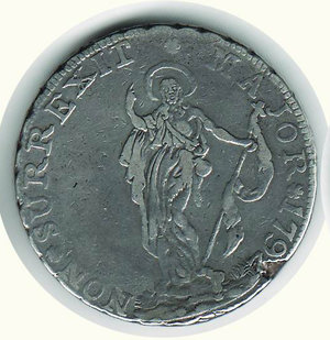 obverse: GENOVA - Dogi Biennali - 8 Lire 1792