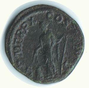 reverse: ROMA - Alessandro Severo - Sesterzio