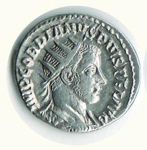 obverse: GORDIANO III  - Antoniniano