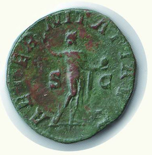 reverse: ROMA - Gordiano III - Sesterzio