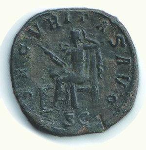 reverse: ROMA - Gordiano III
