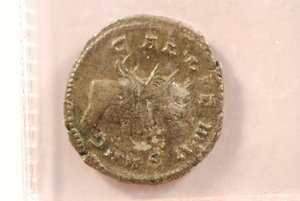 obverse: GALLIENO (253-268) - Antoniniano