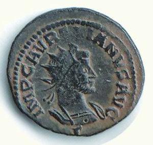 ROMA - Vaballato ed Aureliano - Antoniniano