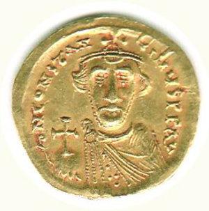 obverse: GRECIA - Costante II (630-638) - Solido