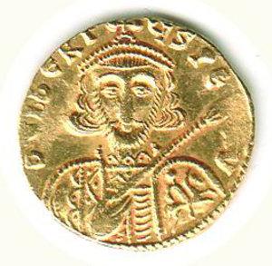 obverse: GRECIA - Tiberio III Costantino (698-705) - Solido