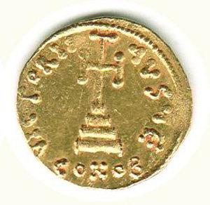 reverse: GRECIA - Tiberio III Costantino (698-705) - Solido