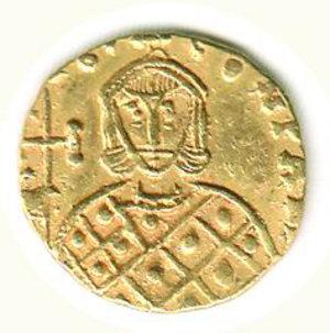 obverse: GRECIA - Impero bizantino - Costantino V e Leone IV - Solido