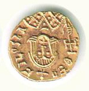 reverse: GRECIA - Impero Bizantino - Teofilo (829-842) - Tremisse