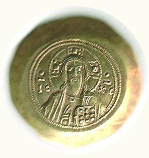 obverse: GRECIA - Michele VII (1071-1078) - Histamenon Nomisma