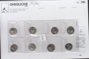obverse: Impero romano - 8 monete