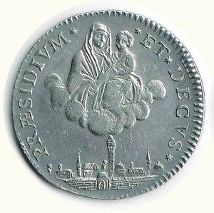 obverse: Bologna - Governo popolare - 5 Paoli 1797