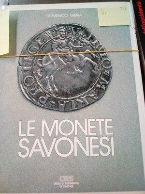 obverse: GIURIA D. - Le monete savonesi