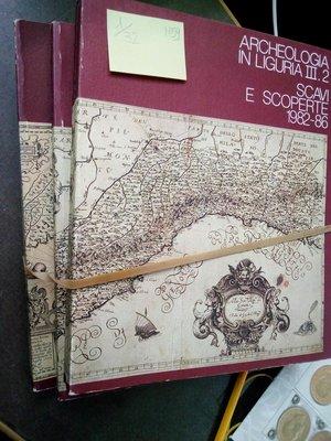 obverse: MELLI PIERA - Archeologia in Liguria - Scavi e Scoperte