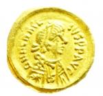 obverse: Bizantini. Eraclio. 610-641 d.C. Tremisse. Au. Ravenna. 611-641 d.C. D\ DN HIRACLIVS RP AVG Busto a destra. R\ VICTORIA AVGVSTORVM Croce potenziata, in esergo CONOB. MIB 125. Sear 902. Ranieri 572. B.C.I. vol. II, 305a. Peeso gr. 1,43. SPL. R.__