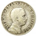 obverse: Casa Savoia. Vittorio Emanuele III. 1900-1946. 2 lire 1908. Ag. Gig 96. BB.