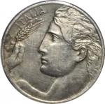 obverse: Casa Savoia. Vittorio Emanuele III. 20 Centesimi Librata 1908. SPL+. Segni di vecchia pulizia rf