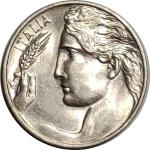 obverse: Casa Savoia. Vittorio Emanuele III. 20 Centesimi Librata 1912. FDC Eccezionale. rf