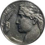 obverse: Casa Savoia. Vittorio Emanuele III. 20 Centesimi Librata 1919. SPL-FDC. NC.rf