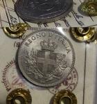 obverse: Casa Savoia. Vittorio Emanuele III. 20 Centesimi Esagono 1918 C/ Rigato. Periziato FDC con la nota