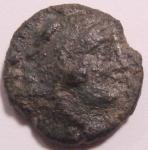 obverse: Varie. Repubblica Romana. Quadrante da catalogare. Ae. gr. 2,97 mm. 16. MB. Patina.