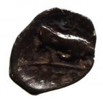 reverse: Mondo Greco. Lucania. Thurium. 380-281 a.C. Diobolo. Ag. D/ Testa elmata di Atena verso destra. R/ Toro che carica verso destra, sopra etnico. Peso 0,90 gr. Diametro 12,42 mm. BB+. Patina nera.__