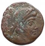 obverse: Varie - Bronzetto romano incuso da catalogare. Peso gr. 1,89.