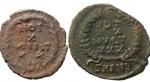 reverse: Lotti. Impero Romano. Lotto di 2 monete Costanzo II e Arcadio, buona conservazione.w