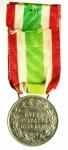 reverse: Medaglie. Casa Savoia. Umberto I. Unità d Italia. Ag. Speranza. Diametro 32,00 mm. SPL\SPL+.\\