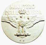 obverse: Medaglie. Casa Savoia. Ministero della Guerra. Ag. Diametro 40,00 mm. SPL\FDC.