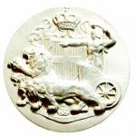 reverse: Medaglie. Casa Savoia. Ministero della Guerra. Ag. Diametro 40,00 mm. SPL\FDC.