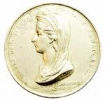obverse: Medaglie. Maria Ludovica d Este. 1816. Medaglie per la sua morte. Diametro 43,00 mm. Ag. SPL.\\