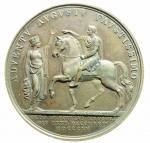 reverse: Medaglie. Francesco I d  Asburgo. Milano. Ritorno dell  imperatore a Milano. Diametro 42,00 mm. FDC.\\