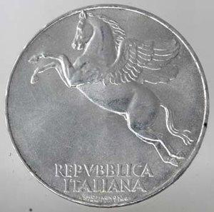 D/ Repubblica Italiana.10 Lire 1950 Ulivo. It. Gig.233.SPL+/qFDC.